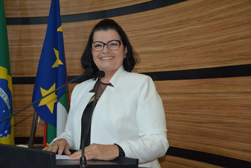 Imagem Lúcia Rocha defende investimentos para o turismo