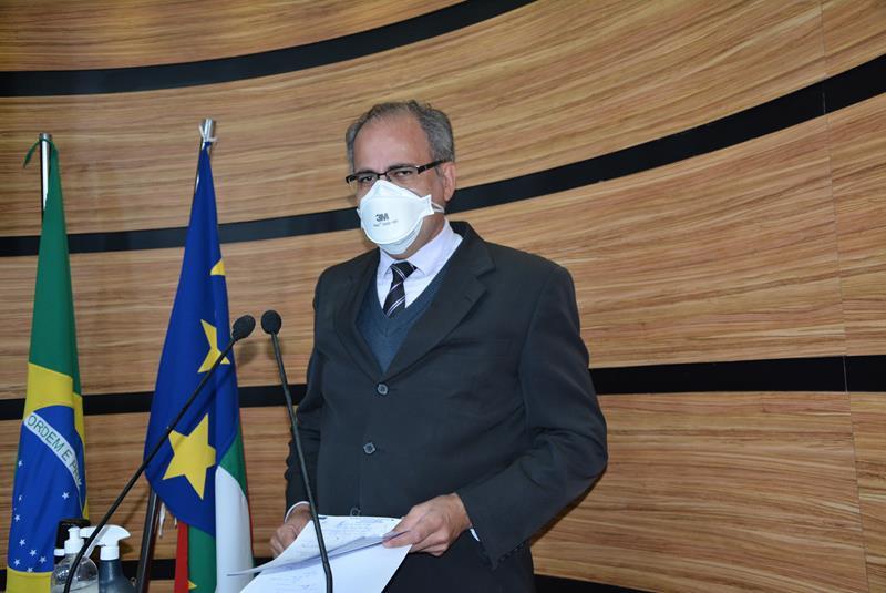 Imagem Augusto Cândido cobra políticas de prevenção e combate ao câncer de intestino