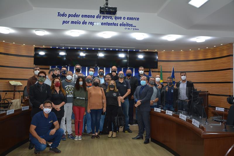 Imagem Audiência Pública debate proposta de valorização da Polícia Civil da Bahia