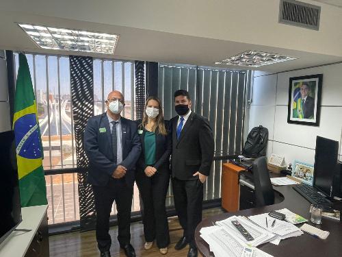 Imagem Presidente da Câmara cumpre agendas em Salvador e Brasília