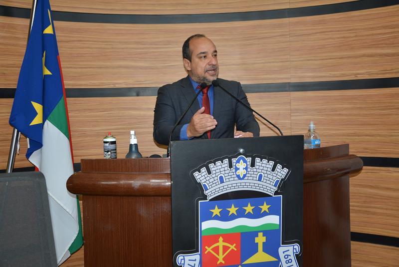 Imagem Delegado Marcus Vinícius destaca importância da inauguração da CASE
