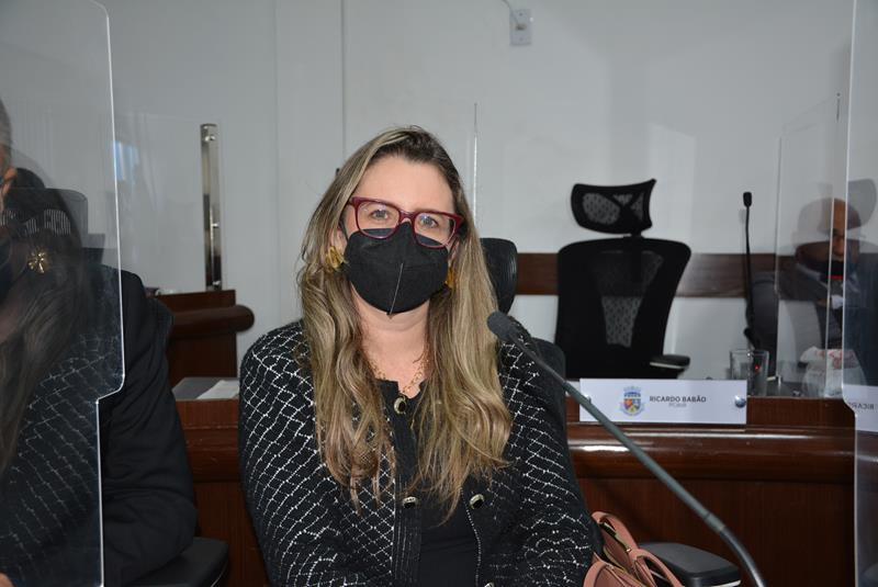 Imagem Viviane Sampaio diz que CASE está em fase de conclusão para ser inaugurada