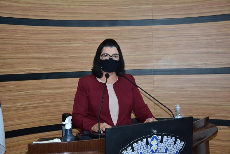 Imagem Lúcia Rocha comemora título que receberá da Câmara Municipal de Salvador