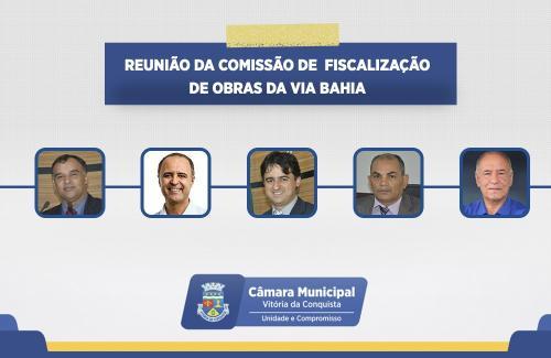 Imagem Comissão de Fiscalização de Obras da Via Bahia participa de reunião no MPF e busca audiência com ministro