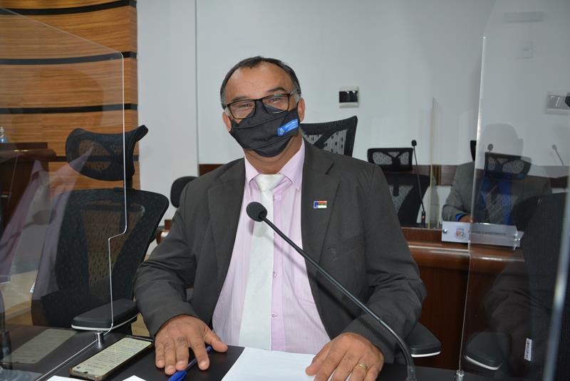Imagem Adinilson destaca reunião da Câmara com o Ministério Público Federal sobre a Via Bahia