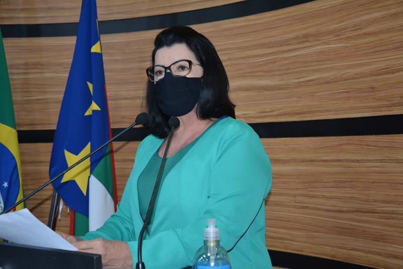 Imagem Lúcia Rocha apresenta demandas das zonas Rural e Urbana