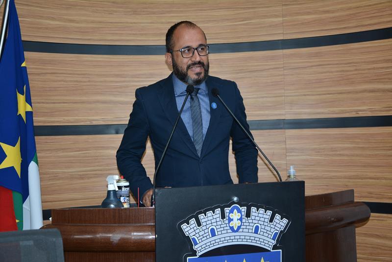 Imagem Orlando Filho destaca compromisso enquanto vereador e fala sobre democracia