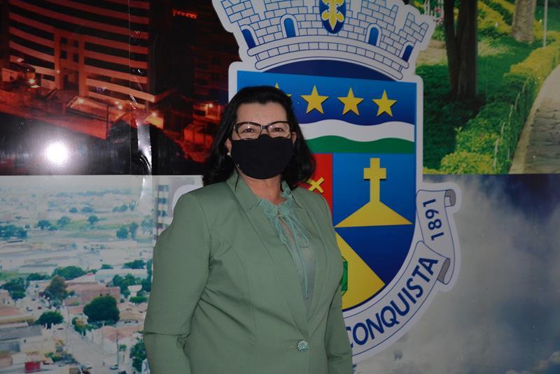 Imagem Lúcia Rocha anuncia evento para filiação partidária do MDB em Conquista