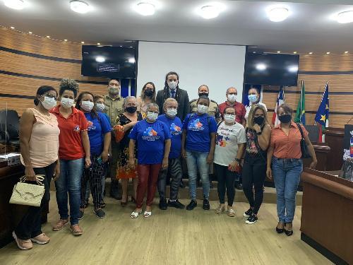 Imagem Audiência Pública debate PL de Prevenção à Violência Doméstica com participação da sociedade