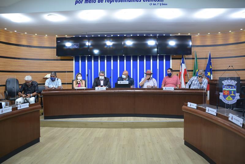 Imagem Criação da Secretaria e do Conselho Municipal de Esportes tematizam audiência pública na Câmara