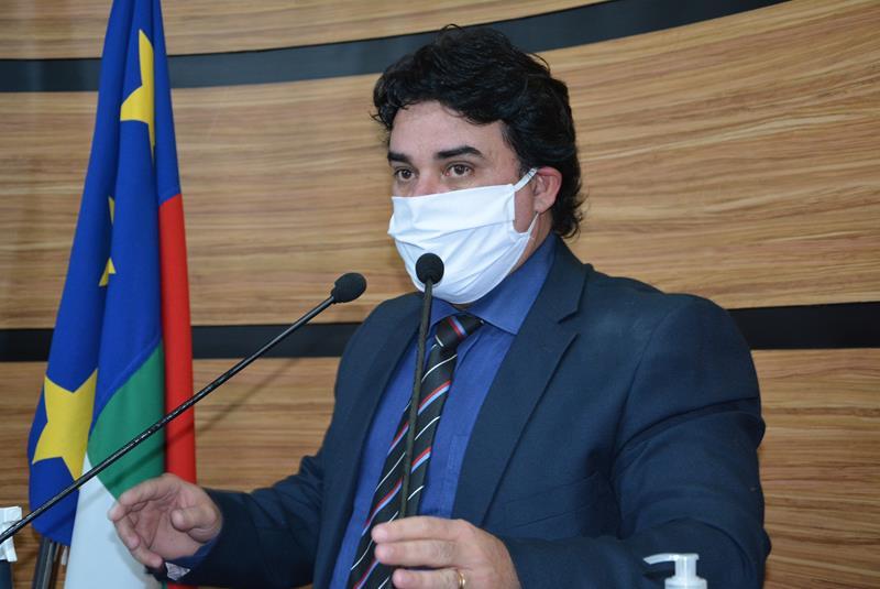 Imagem Andreson destaca sessão que vai discutir regularização fundiária das Vila Serranas