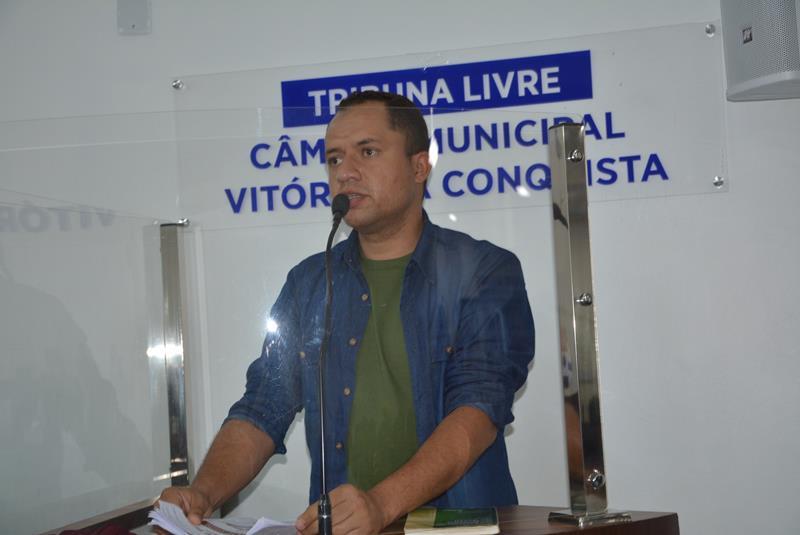 Imagem TRIBUNA LIVRE: Wesley Brito defende criação do Centro Social Urbano no Bairro Guarani