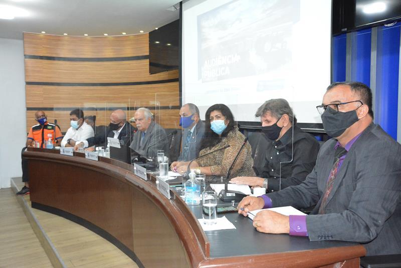 Imagem AUDIÊNCIA PÚBLICA: Vereadores, Governo Municipal e população discutem demandas da Zona Rural