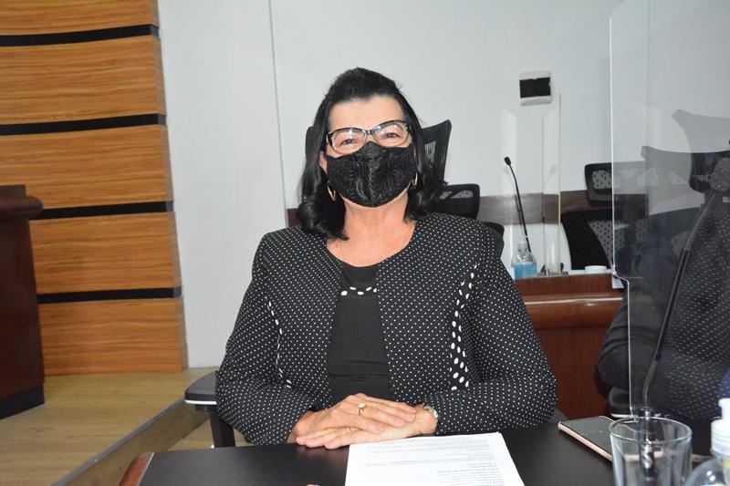 Imagem Lúcia Rocha repudia crimes de feminicídio em Conquista