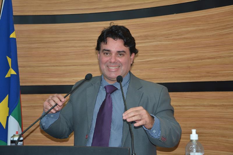 Imagem Andreson Ribeiro apresenta demandas de Conquista ao Governo do Estado
