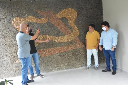 Imagem Vereadores visitam nova sede da Associação Baiana de Odontologia de Vitória da Conquista
