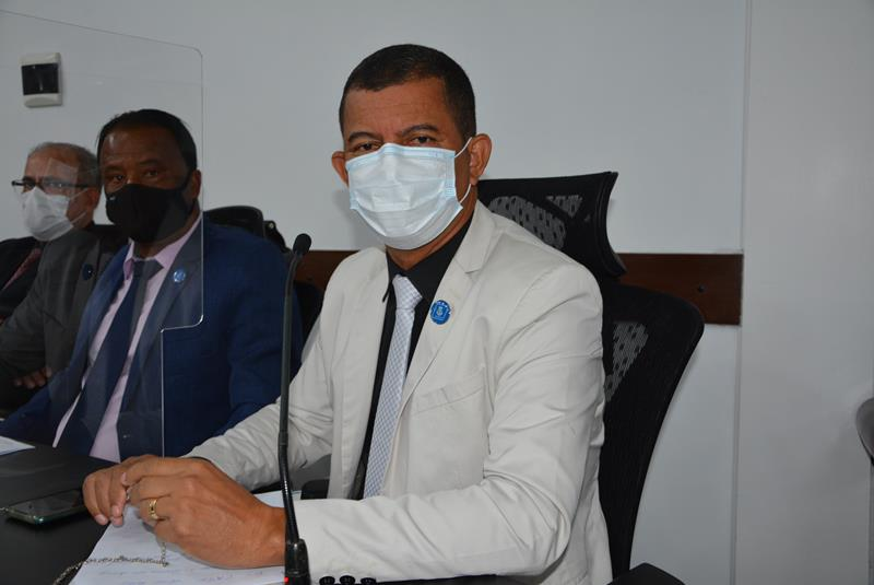 Imagem Subtenente Muniz destaca visita de deputado federal que trouxe emendas para Conquista