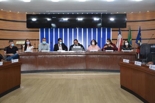 Imagem Plano Plurianual é apresentado em audiência pública na Câmara Municipal de Vitória da Conquista