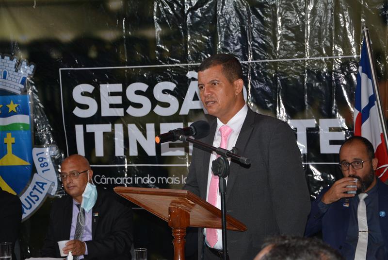 Imagem Subtenente Muniz destaca importância de ouvir a população
