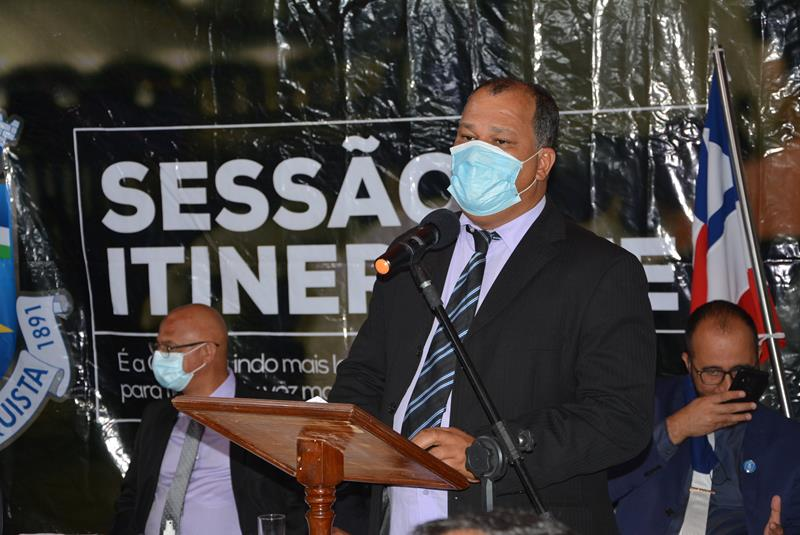 Imagem Nelson relembra atuação do ex-vereador Vivi Mendes no Iguá