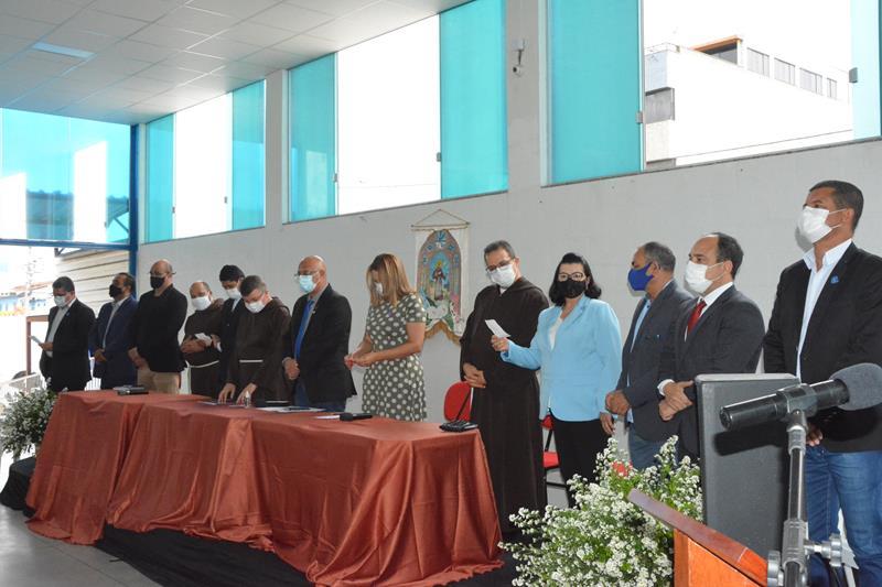 Imagem Audiência pública marca comemoração dos 80 anos da presença dos Capuchinhos em Conquista