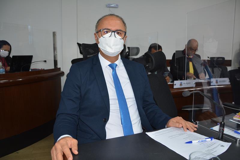 """Imagem  Valdemir volta a cobrar atenção da prefeitura para o Miro Cairo: """"Não vou me cansar de cobrar"""""""