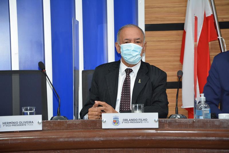 Imagem Hermínio anuncia a chegada de novas viaturas para Guarda Municipal