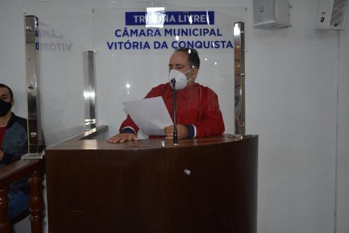 Imagem TRIBUNA LIVRE: Líder comunitário apresenta demandas das Zonas Urbana e Rural de Conquista