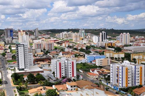 Imagem  Câmara recebe Projeto de Lei do Orçamento Municipal de Vitória da Conquista para 2022