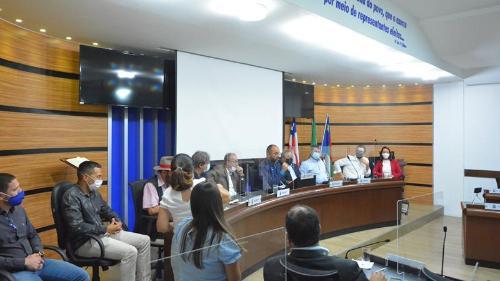 Imagem AUDIÊNCIA PÚBLICA: Câmara Municipal discute estratégias para fortalecer Indústria, Comércio e Turismo