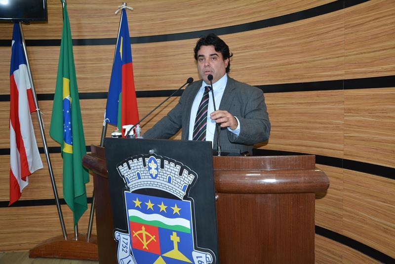 Imagem Andreson parabeniza prefeitura por aquisição de viaturas para a Guarda Municipal