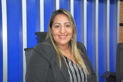 """Imagem """"As divergências são tratadas com o Executivo"""", diz Nildma aos agentes do Simtrans"""