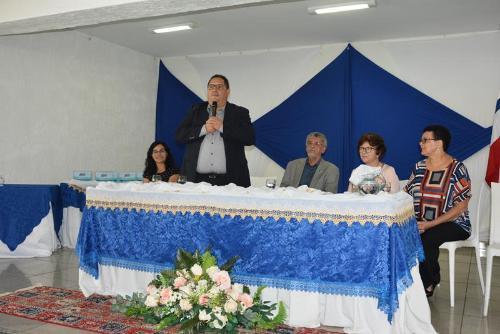 Imagem Câmara participa da solenidade de premiação do Projeto Avançar com Mérito