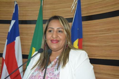 Imagem Nildma Ribeiro cobra melhorias para Avenida Brasília e atenção para o Conveima I