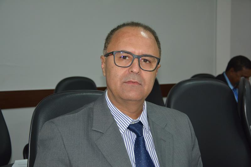 Imagem Valdemir Dias fala sobre a falta de equipamento na Deserg e a desvalorização do servidor municipal