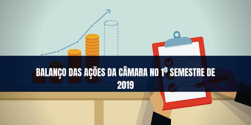 Imagem Câmara fecha primeiro semestre legislativo com saldo positivo