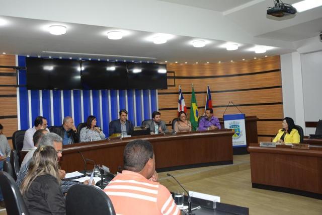 Imagem Audiência pública discutiu Lei de Diretrizes Orçamentárias