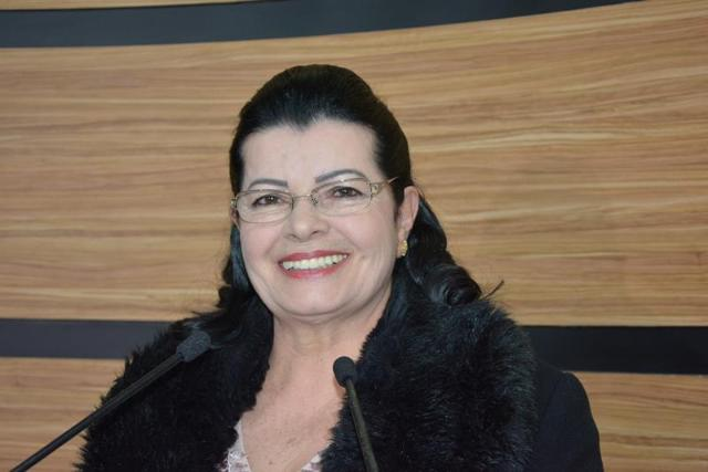 Imagem Lúcia Rocha defende instalação de uma subprefeitura na zona Oeste