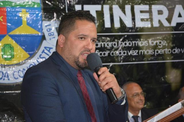 """Imagem Danillo Kiribamba diz que """"meteram a mão grande"""" no Campeonato da Zona Rural"""