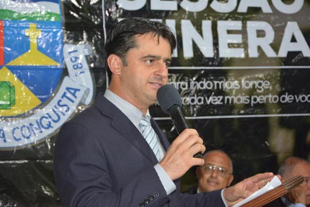 Imagem Fernando Jacaré destaca importância da união da comunidade em busca de investimentos