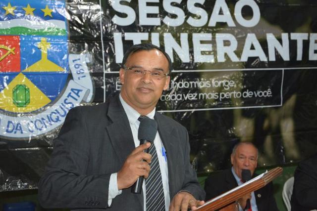 Imagem Adinilson Pereira agradece votos da região de José Gonçalves e diz que honrará cada um deles