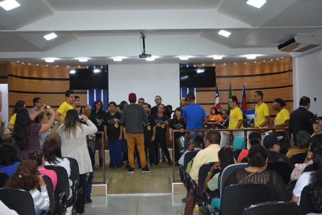 Imagem AUDIÊNCIA PÚBLICA: Câmara discute luta das pessoas com deficiência