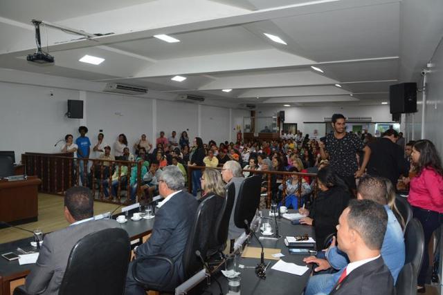 Imagem AUDIÊNCIA PÚBLICA:  Vereadores intercedem por instituições de assistência às pessoas com deficiência