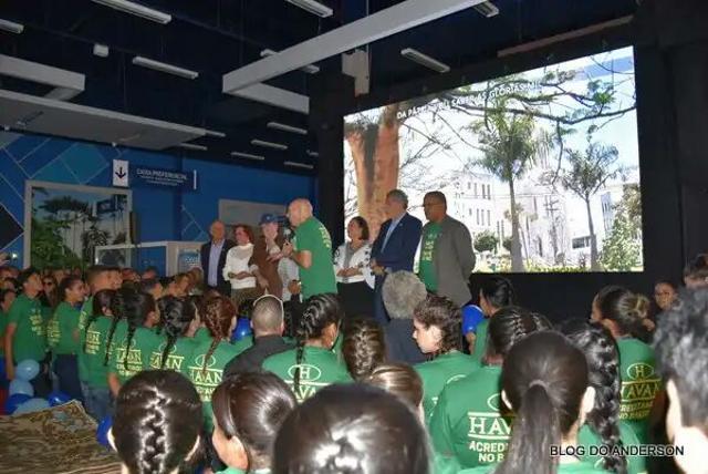 Imagem Câmara Municipal prestigia inauguração da Havan