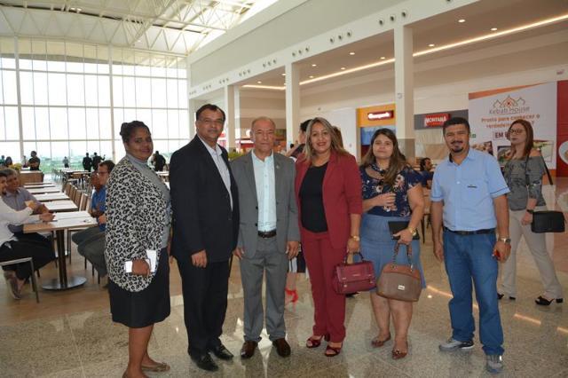 Imagem Câmara prestigia inauguração do Boulevard Shopping