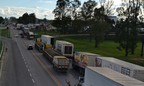 Imagem Câmara Municipal declara apoio a greve dos caminhoneiros