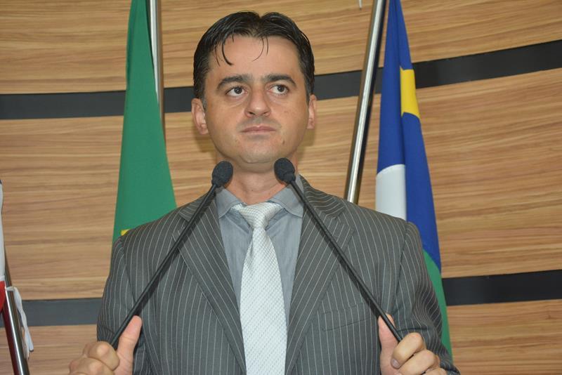 """Imagem Jacaré cobra do Executivo resolução sobre a Guarda Municipal: """"Não dá para ficar enrolando"""""""